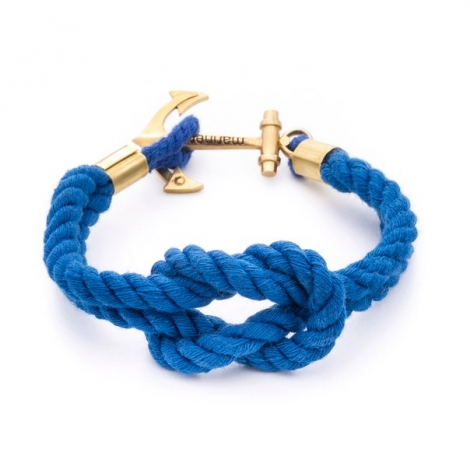 Mariner Double Blue Knot
