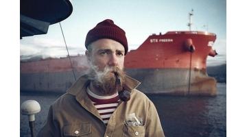 Борода моряка