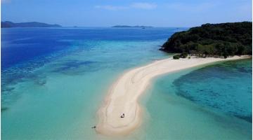 10 красивейших пляжей, о которых никто не знает.