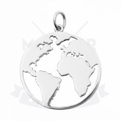 Кулон Планета. Серебро 925